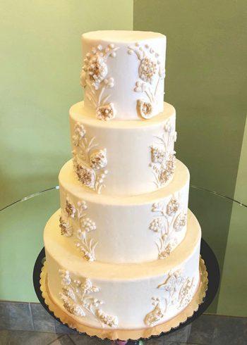 Morgan Wedding Cake