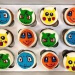 Pokémon Cupcakes