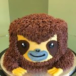 Sloth Layer Cake
