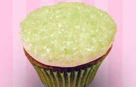 Lime Margarita Cupcake