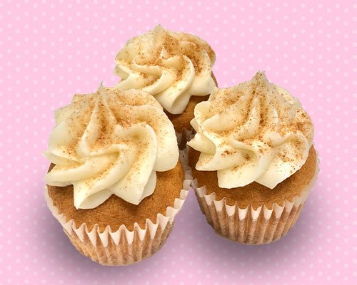 Snickerdoodle Mini Cupcake