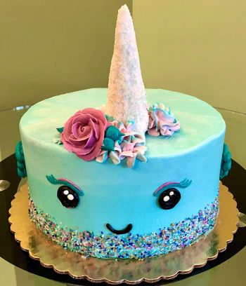 Narwhal Layer Cake