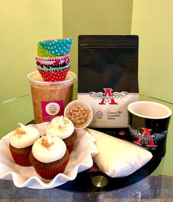 Brunch Cupcakes & Coffee Kit