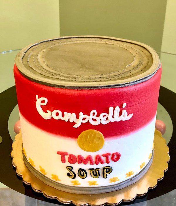 Campbell's Soup Can Layer Can - Front