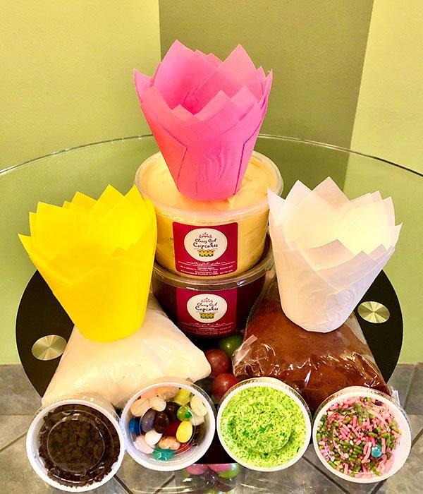 Easter Cupcake Baking Kit