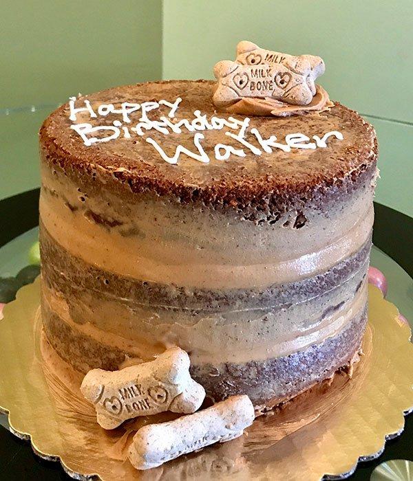 Pupcake Layer Cake
