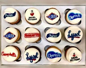 Quarantine Cupcakes