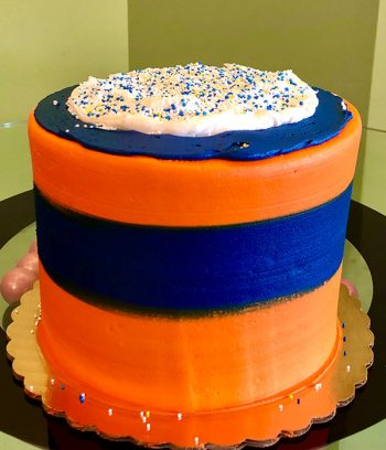 Tide Laundry Detergent Layer Cake - Back