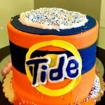 Tide Laundry Detergent Layer Cake