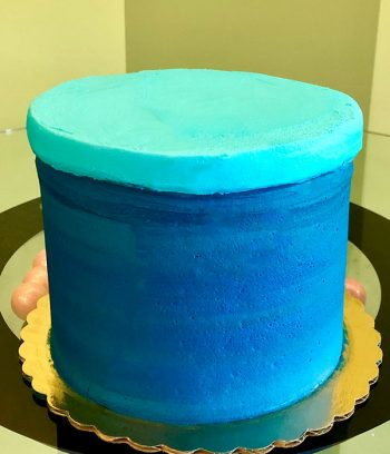 Vicks Vaporub Layer Cake - Back