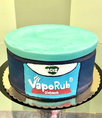 Vicks Vaporub Layer Cake