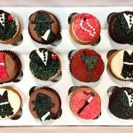 1920's Flapper Cupcakes