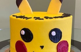 Pokémon Pikachu Layer Cake