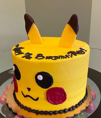 Pokémon Pikachu Layer Cake - Side
