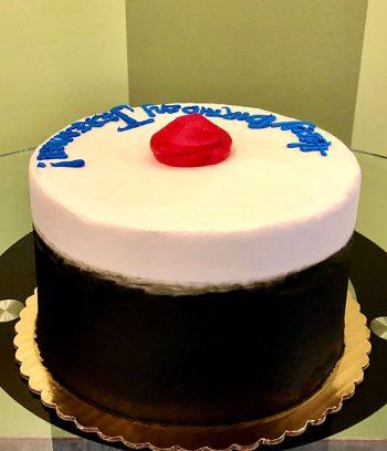 Kikkoman Soy Sauce Layer Cake - Back