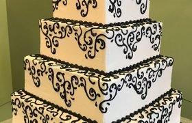 Aria Wedding Cake