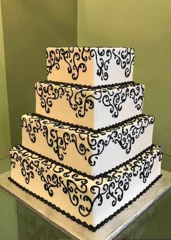 Aria Wedding Cake