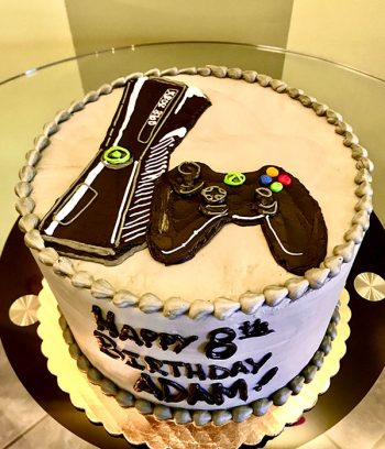 Xbox Layer Cake - Top