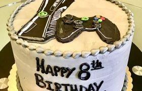 Xbox Layer Cake