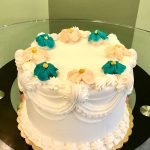 Vintage Anniversary Layer Cake