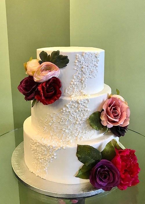 Alessia Wedding Cake