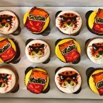 Cheetos Cupcakes
