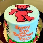 Grateful Dead Layer Cake