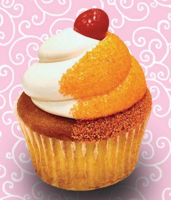 Brandy Old Fashioned Jumbo Filled Cupcake