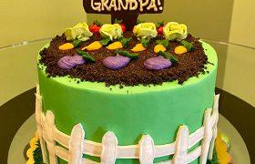 Garden Layer Cake