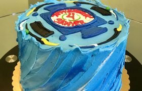Beyblade Layer Cake