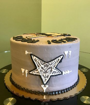 Heavy Metal Layer Cake - Side