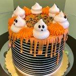 Halloween Layer Cake
