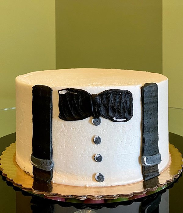 Bow Tie Layer Cake