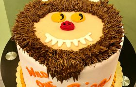 Where the Wild Things Are Layer Cake