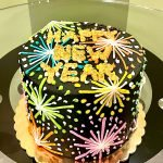 Fireworks Layer Cake