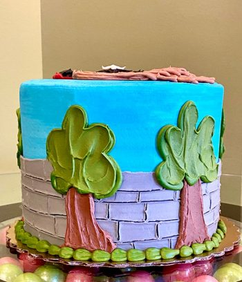 Roblox Layer Cake - Side