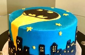 Batman Layer Cake