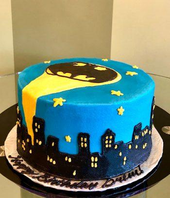 Batman Layer Cake