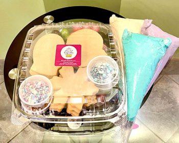 Winter Cookie Decorating Kit