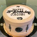 Drum Layer Cake