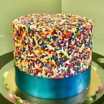 Sprinkle Layer Cake - Rainbow