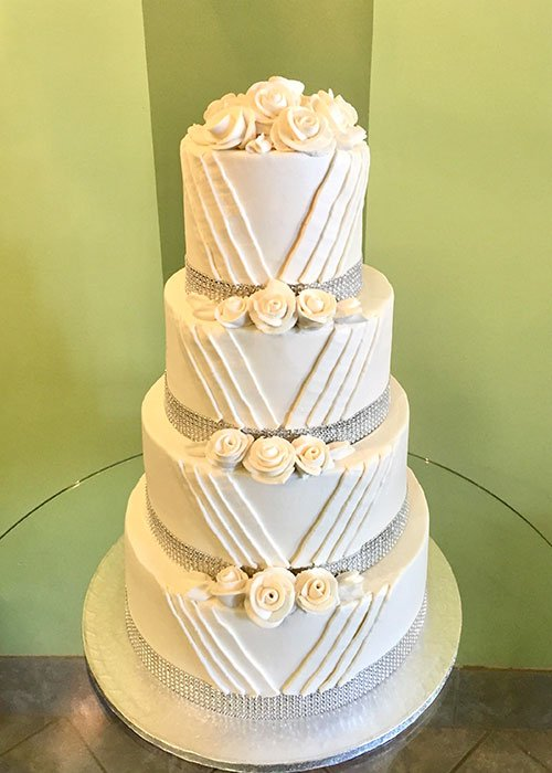 Natasa Wedding Cake