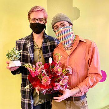 Nic & Aaron of Unordinary Omen Floristry