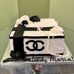 Chanel Box Layer Cake