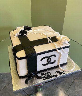 Chanel Box Layer Cake