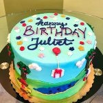 Animal Crossing Layer Cake - Top