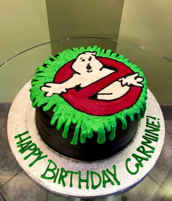 Ghostbusters Layer Cake