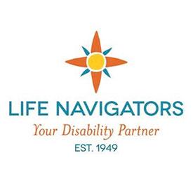 Life Navigators logo.