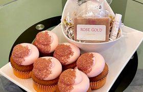 Rose Gold Inik Soap Package