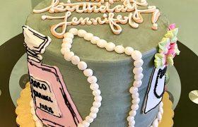 Shopaholic Layer Cake - Side